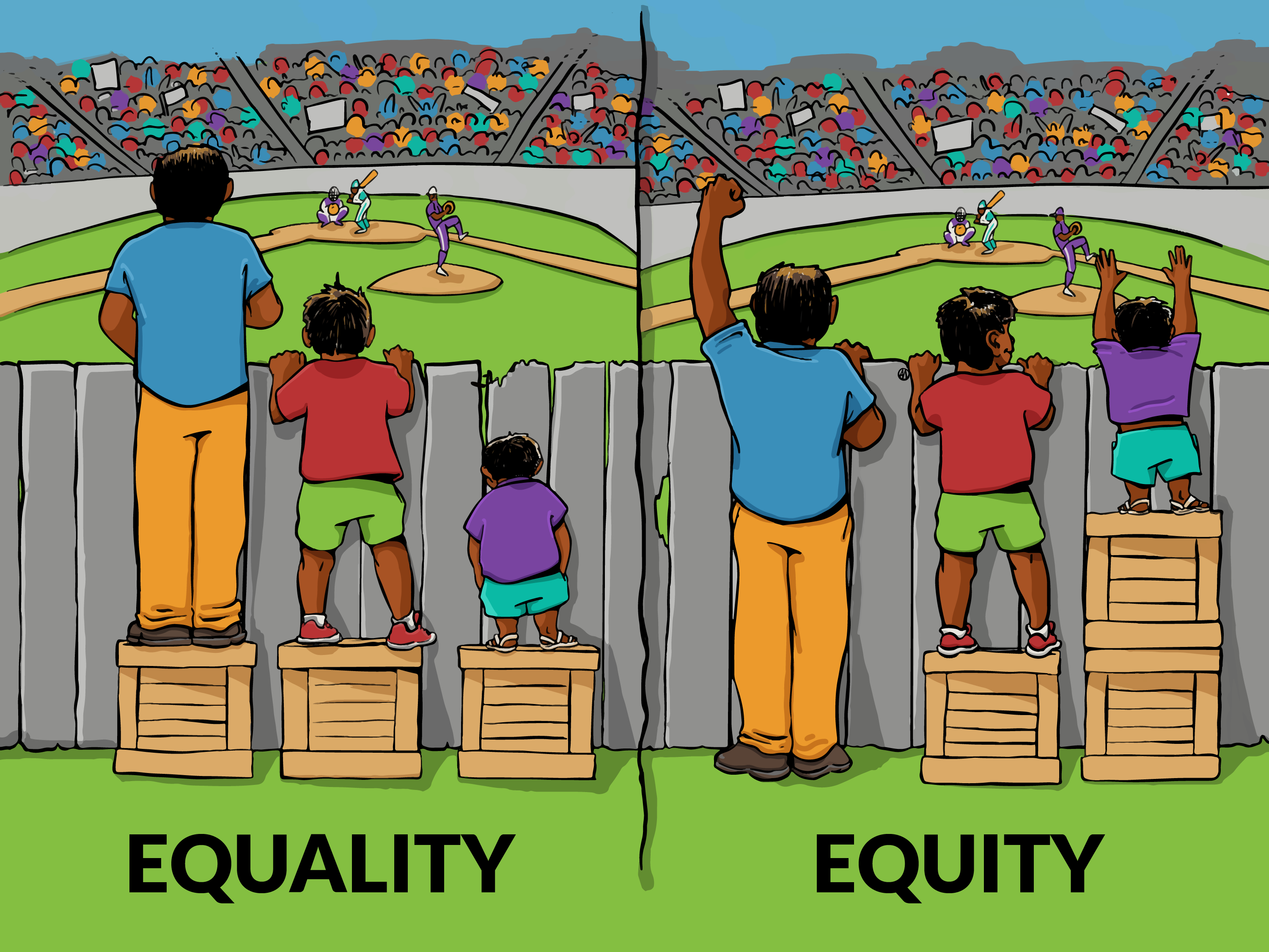A focus on equity in Connected Learning