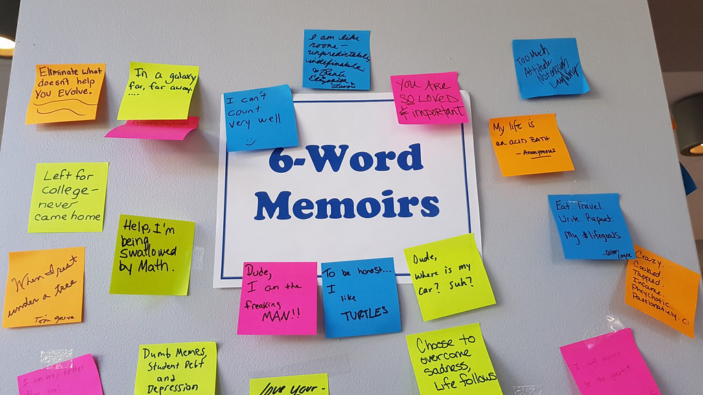 Clarity Through Brevity: Integrating Six-Word Memoirs