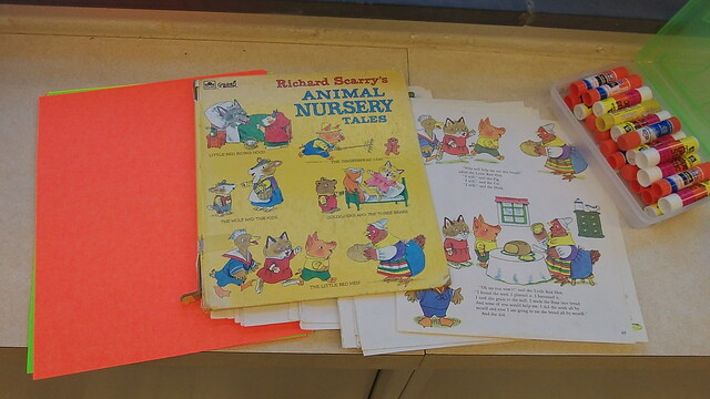 Hacking and Remixing the Stories of Richard Scarry