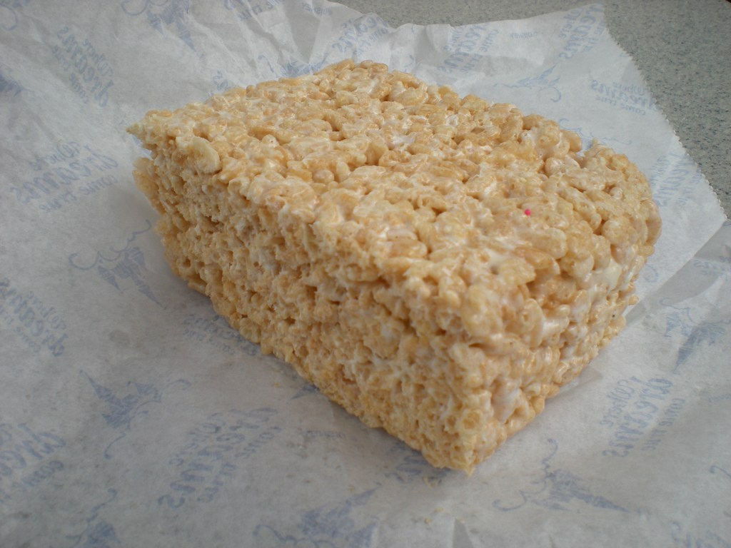 The Problem of Rice Crispy Treat Writing Instruction