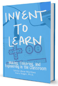 Talking Back to the Book: Invent to Learn
