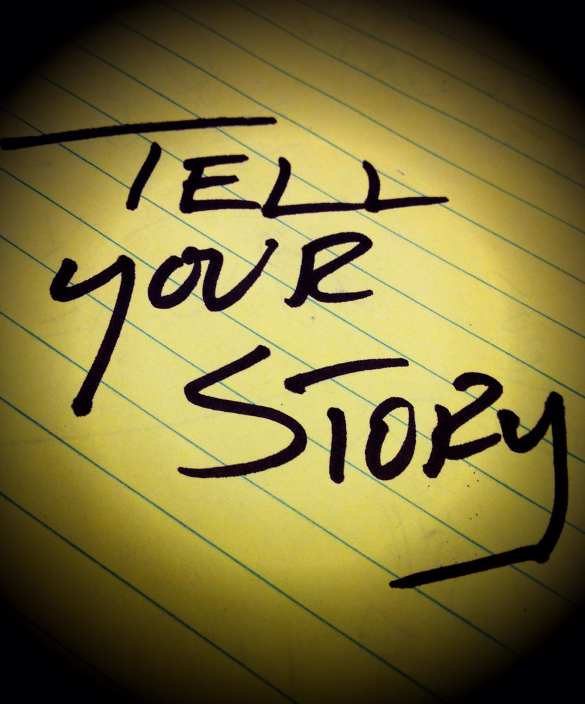 #make4DLDay: What's Your Story?
