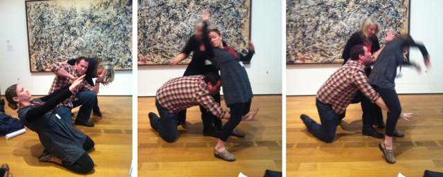 Openly Networked Learning in and Across Art Museums