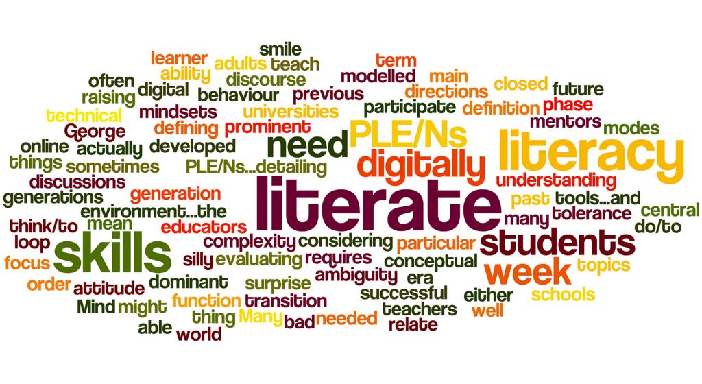 Comprehensive List of Digital Resources