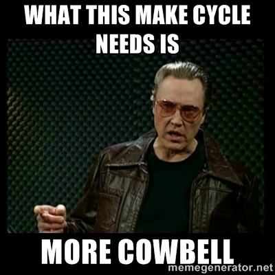 Deconstructing the Cowbell Meme