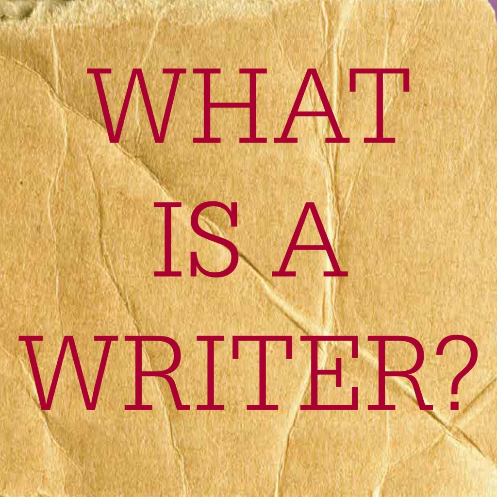 What is a Writer?