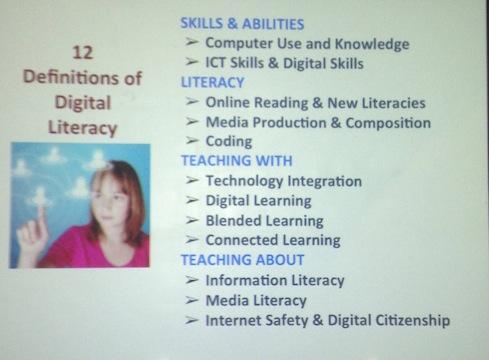 Day 1: URI Summer Institute in Digital Literacy