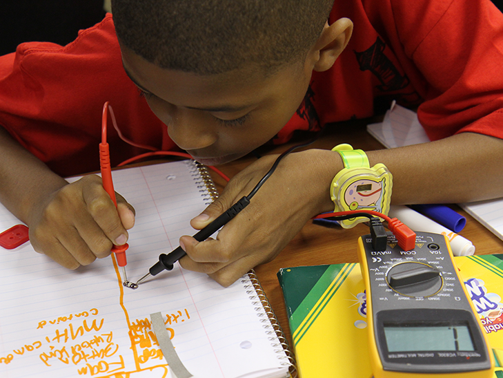 Making Space and Time for Student Agency and Voice —An Educator Innovator Webinar