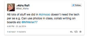 """Bringing CLMOOC Back Home,"" Part 3 #ce14"