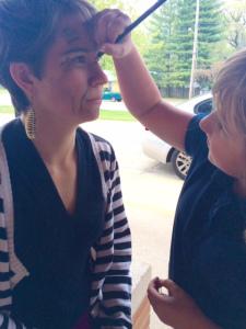 Collaboration & De-Centering Technology:  Miriam's Narrative of Kenwood Tech Time 2014-2015