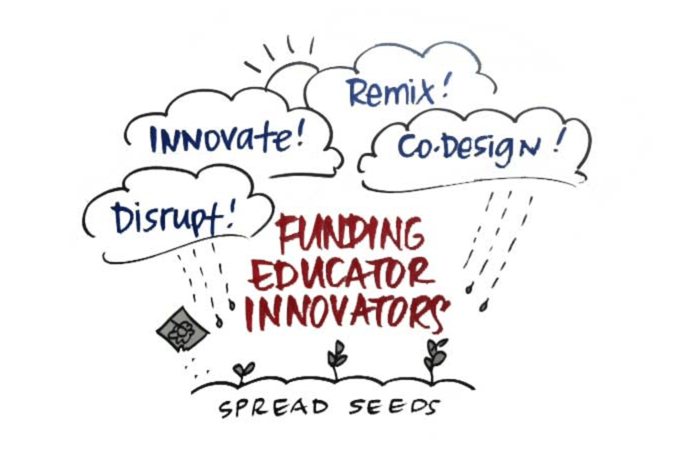 Innovation Hour gets a big boost from Educator Innovator