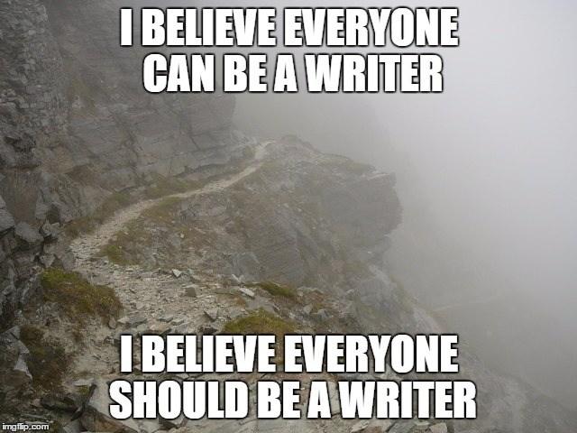 I Believe: That's My Superpower