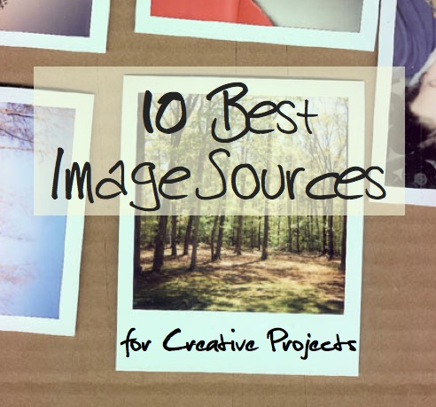 10 Best Image Sources for Creative Projects