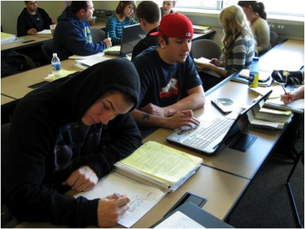 Third Step: Engage Students in Dialog