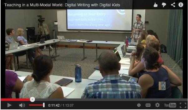 Digital Writing with Digital Kids