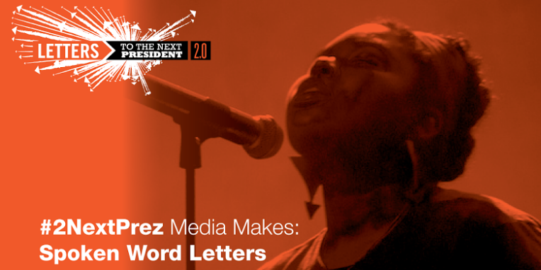 Create a Spoken Word Letter with KQED