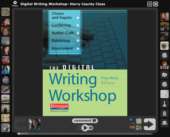 Companion Website for The Digital Writing Workshop by Troy Hicks