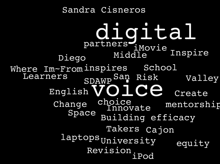 Digital Collaboration Beyond the Classroom: Mentors Come In All Shapes and Sizes