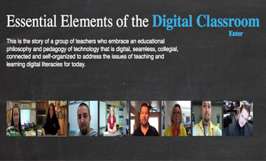 Essential Elements of the Digital Classroom