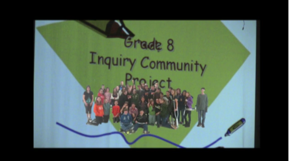 The Dover Inquiry Community: Empowering Students in a Year-Long Issues-Based Project