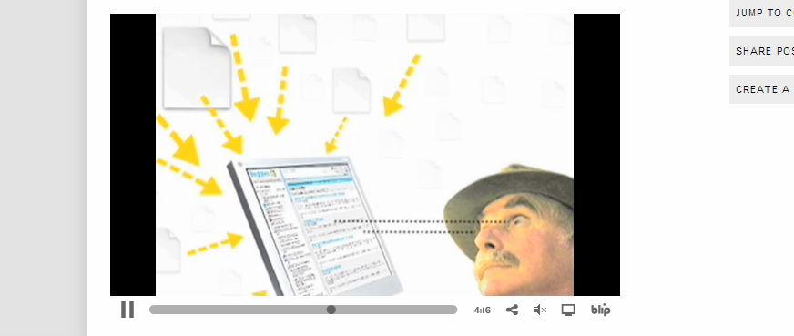 Howard Rheingold on Infotention: Dashboards, Radars, Filters