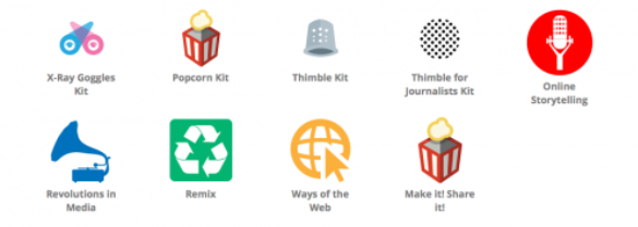 Teaching Kits for Webmaking