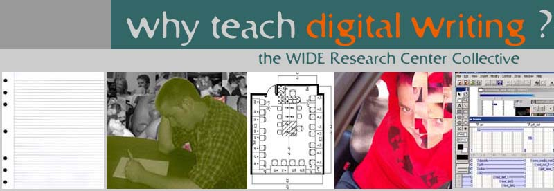 Why Teach Digital Writing?