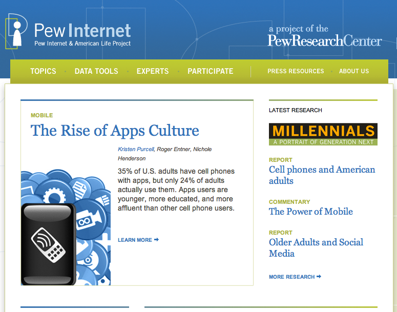 Pew Internet & American Life Project