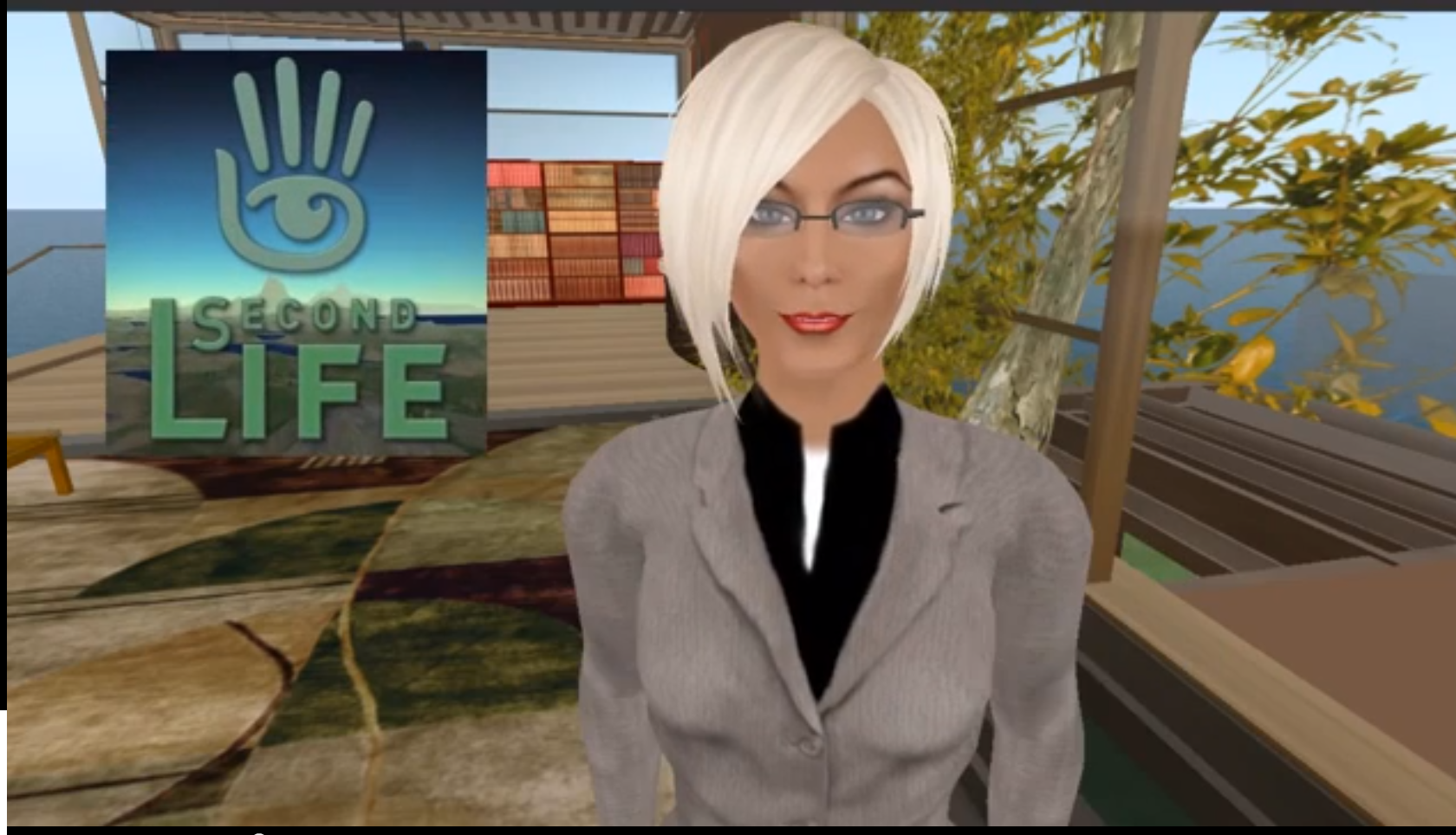 Literacies and play in Second Life