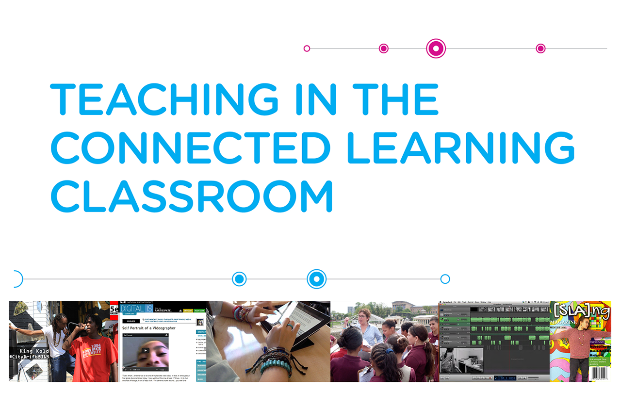 Years in the Making with Connected Learning: Interest-Driven Learning