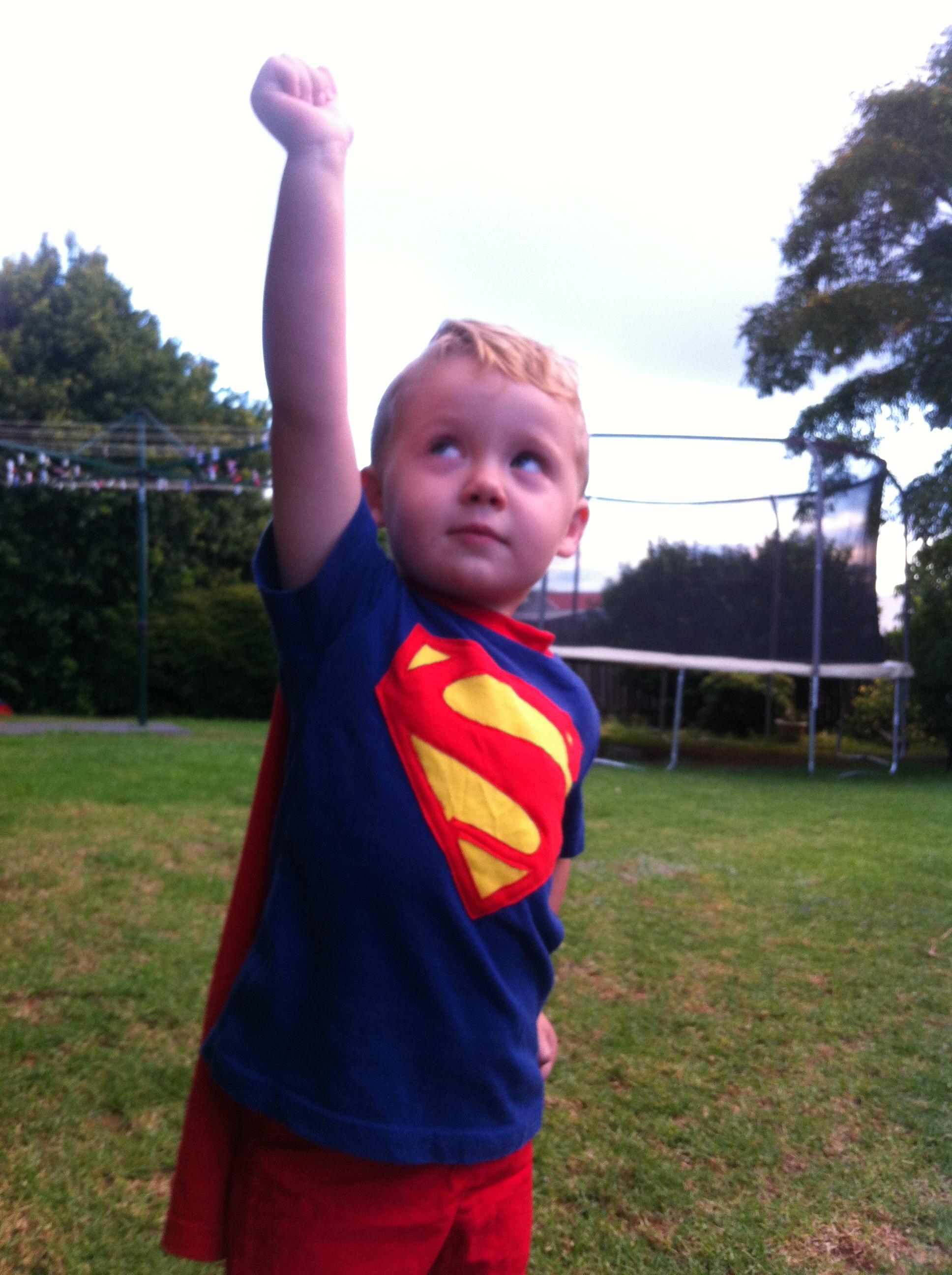 "Waiting on ""Superman"""