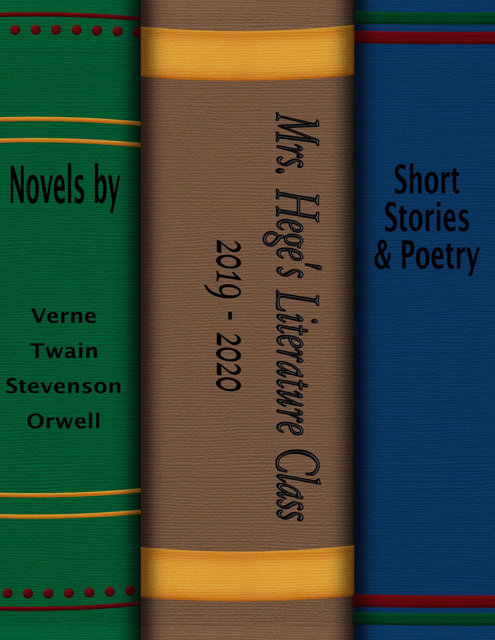 Literary Fanzine Part 3