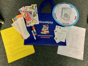 RSVP Book Bag & Activities