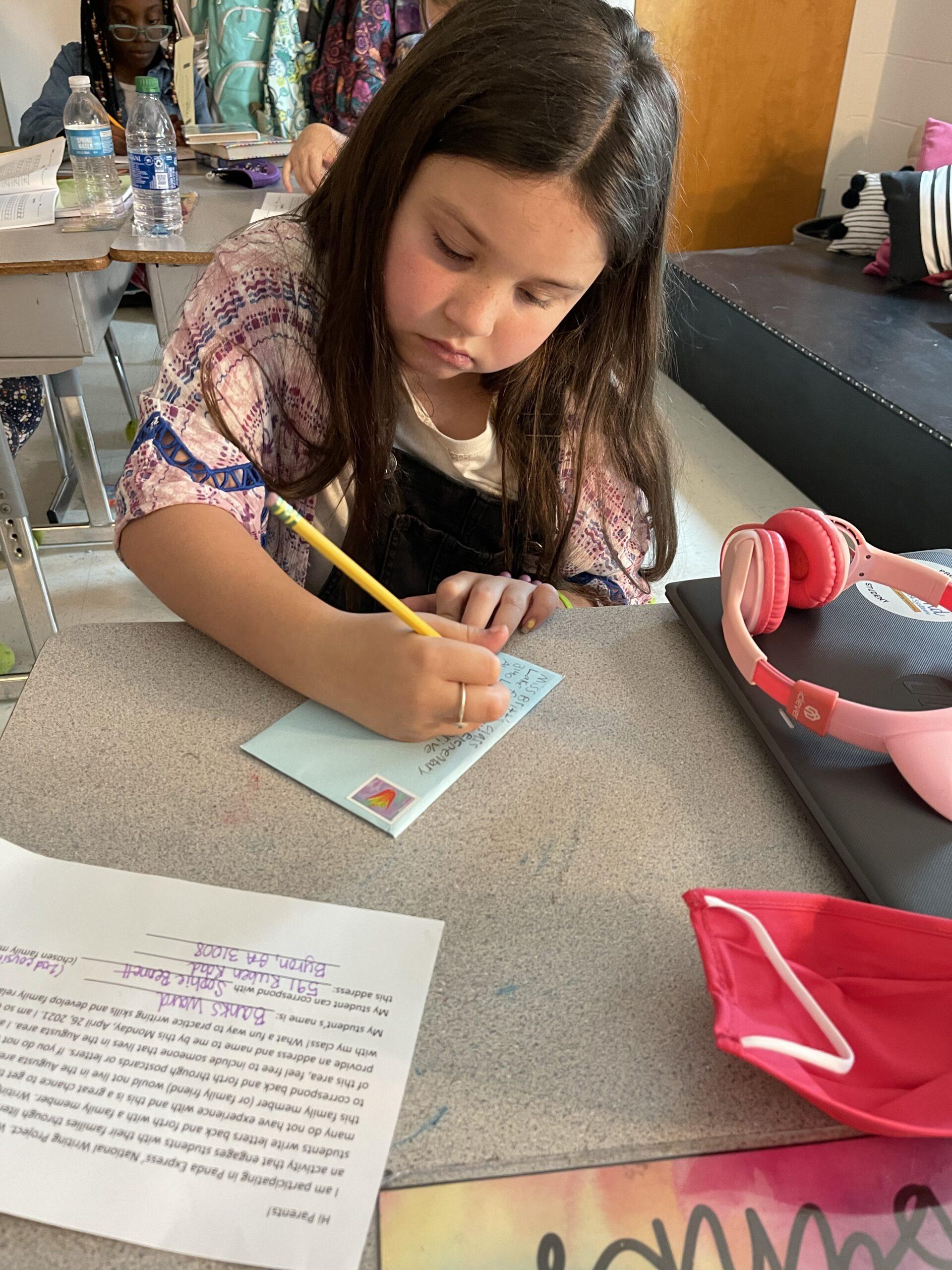 Miss Britt's Family Literacy Project