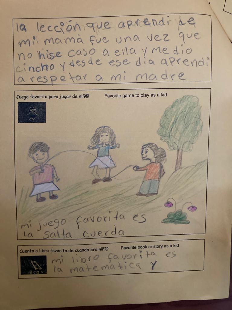 Family Literacy- Cuenta Cuentos  Storytelling